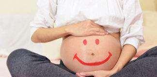 ultimul trimestru de sarcina